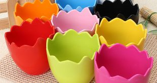 گلدان پلاستیکی ارزان قم