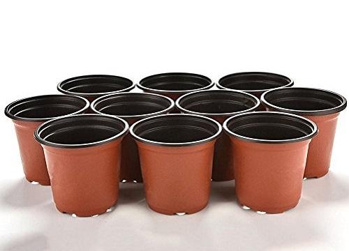 تولید گلدان پلاستیکی گلخانه