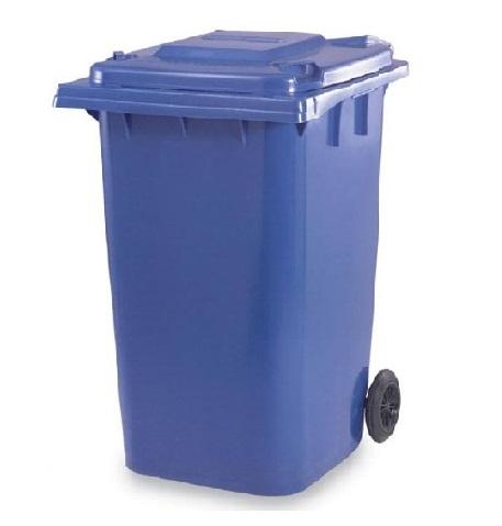 بهترین سطل زباله پلاستیکی شهری