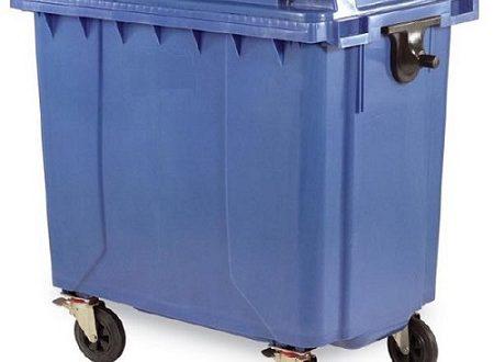 قیمت انواع سطل زباله پلاستیکی