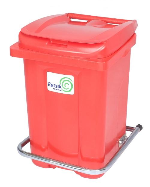 سطل زباله پلاستیکی درجه یک