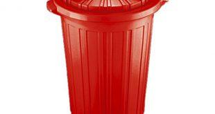 سطل زباله پلاستیکی ارزان