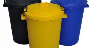 انواع سطل زباله پلاستیکی ارزان