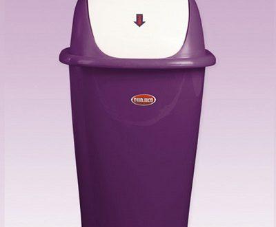 سطل زباله پلاستیکی سبک اتاق