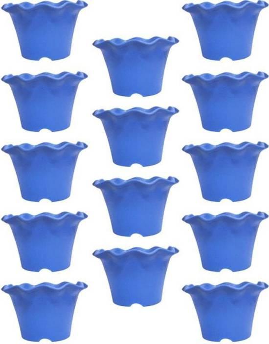 گلدان پلاستیکی سایز ۱۰